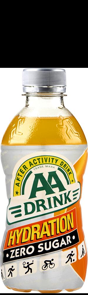 AA Drink Hydration Zero 33cl
