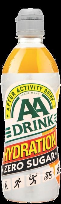 AA Drink Hydration Zero 50cl