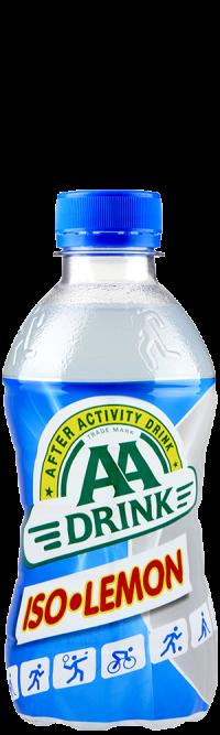 AA Drink Iso Lemon 33cl