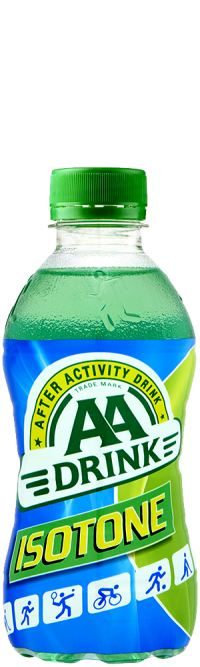 AA Drink Isotone 33cl Pet