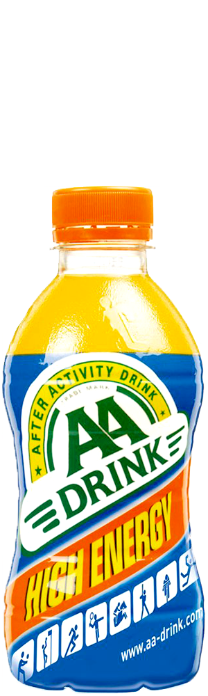 Aa High Energy 33cl Pet