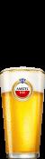 Amstel Bier Fust Glas