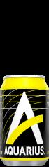 Aquarius Lemon 33cl Blik