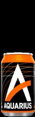 Aquarius Orange 33cl Blik
