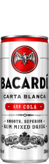 Bacardi Cola Blik