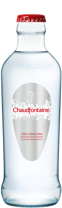 Chaudfontaine Rood 25cl