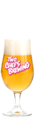 Two Chefs Glas