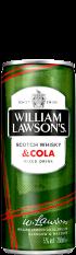 William Lawson en Cola