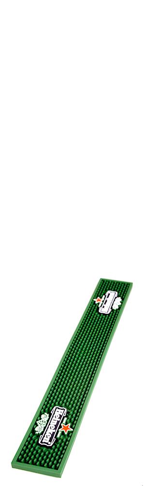 Barmat heineken Groen