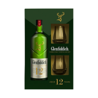 Glenfiddich incl. 2 glazen